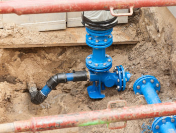 'Planerat underhåll på dricksvattennätet 9/1' bild