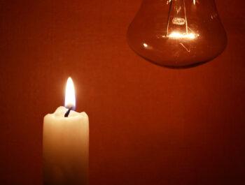 'Klarar du ett längre strömavbrott?' bild