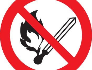'Eldningsförbud upphävs' bild