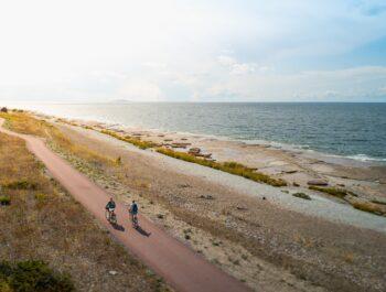 'Norra slingan på Ölandsleden invigs' bild
