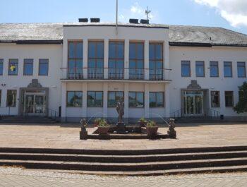 'Service i Stadshuset – åtgärder för att förhindra smittspridning' bild