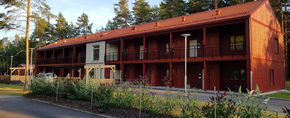 hyreshuset i Rälla