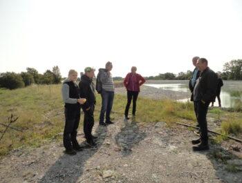 'Besök på kommunens alla vatten- och våtmarksprojekt' bild