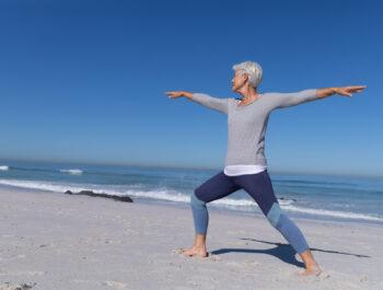 'Träningsvideos för balans och hälsa' bild