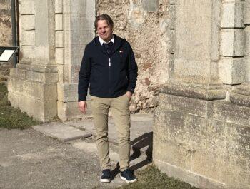 'Klart: Han blir ny slottschef på Borgholms slott' bild