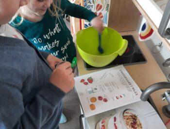 'Unikt samarbete mellan bibliotek och förskola i Runsten' bild