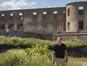 'Stort intresse för att besöka Borgholms slott' bild
