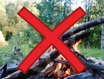 'Eldningsförbud upphävt' bild