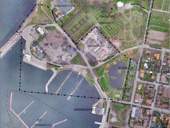 'Yttre hamnen – en ny stadsdel växer fram' bild