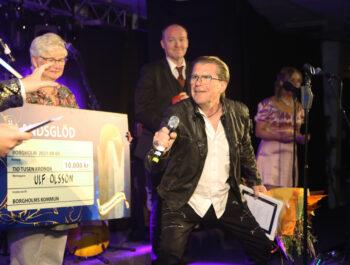 'Årets vinnare av priset Ölandsglöd' bild