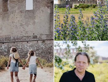 'Borgholms slott lockar rekordmånga' bild