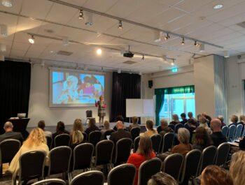 'Alla chefer utbildas om barnkonventionen' bild